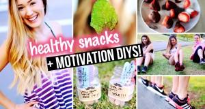 DIY-Workout-Motivation-Exercise-Top-Healthy-Snacks-for-Junk-Food-Lovers-LaurDIY1