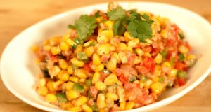 Sweet-Corn-Chaat-Recipe-Aaha-Emi-Ruchi-Healthy-Snacks