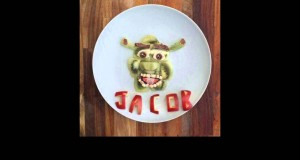 Awesome mom makes adorable healthy lunches for her toddler (15photos)