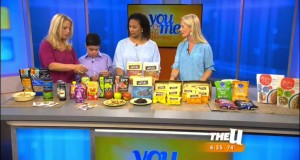 """Back-to-school lunches made healthy and easy with Abe's Market on WCIU 'You & Me This Morning"""""""