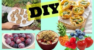 DIY QUICK HEALTHY SNACKS! – HowToByJordan
