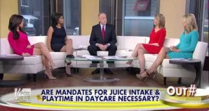 Fox News Host Tantaros: Healthy School Lunches Cause Mental Problems, Is 'The Road To Health