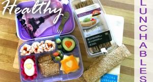 Fun Lunch Ideas – Healthy DIY Lunchables