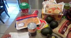 Harris Teeter Grocery Haul – 7 Healthy Dinners