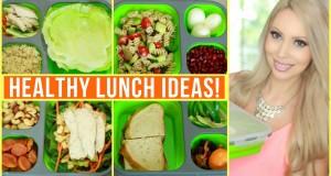 Healthy Back to School Lunch Ideas!