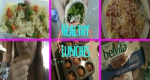 Healthy Back to School Lunches, Breakfasts, and Snacks!