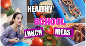 Healthy Back to School Lunches! |Judeslovelylife