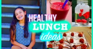 Healthy Breakfast/Lunch Ideas!!! // Loricious Vibes