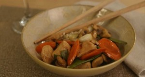 Healthy Dinners: How to Stir-Fry Chicken