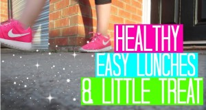 Healthy Lunches   BeautyByChloe x