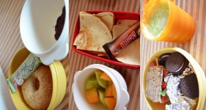 Healthy Lunches for SCHOOL or WORK #AWEgust