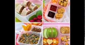 Healthy Snack Tips For Kids