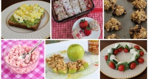 Healthy Snacks for Teenagers