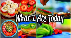 Healthy Vegan-Friendly Recipes: What I Ate Today