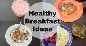 Lose Weight With a Healthy Breakfast