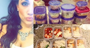 Meal Prep With Me! Cheap + EASY ideas for WEIGHT LOSS! | Jordan Cheyenne