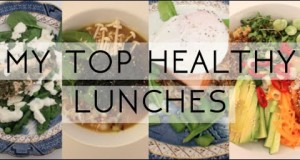 My top healthy Lunches | Healthy Lunch recipes | Hope Batchelor