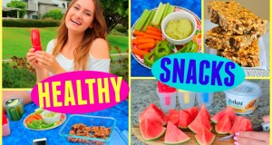 Stumped For Healthy Snack Ideas?