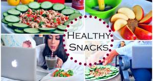 Super Healthy Snacks For Children