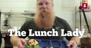 """The """"Lunch Lady"""" Improving Austin's School Lunches"""