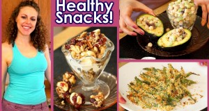 Tips For Making Healthy Snacks