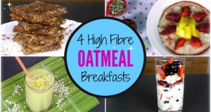 Why High Fiber Foods Are Important in Healthy Snacks