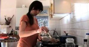 Zuza Zak's Weeknight Dinners: Pearl barley Pancake